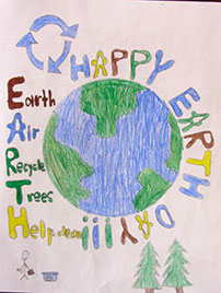 Earth Day Poster Contest Winners Sustainable North Grenville