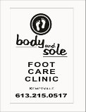 Body and Sole logo